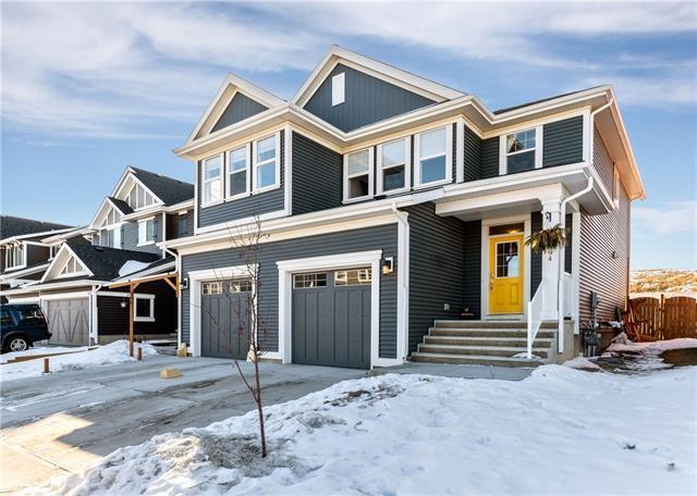 394 River Heights Crescent, Cochrane, AB T4C 0T9 (#C4233717) :: Redline Real Estate Group Inc