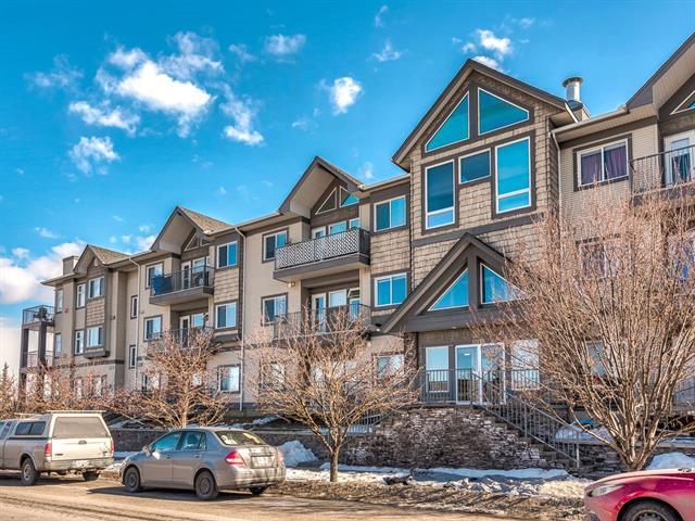 11170 30 Street SW #108, Calgary, AB T2W 6J2 (#C4233720) :: Calgary Homefinders