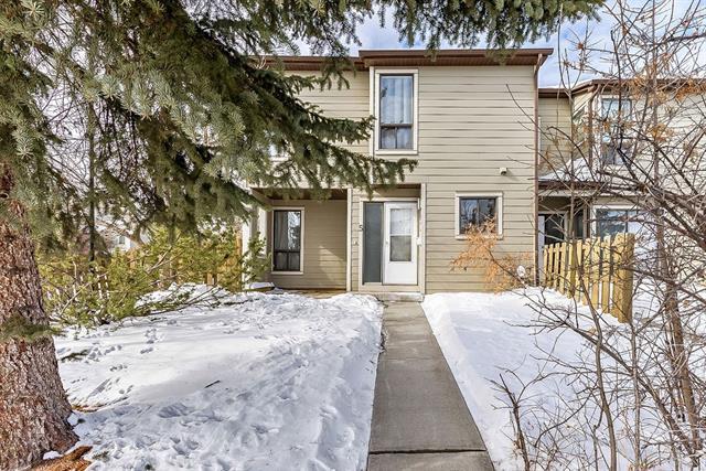 102 Grier Terrace NE #5, Calgary, AB T2K 5Y6 (#C4233743) :: Calgary Homefinders