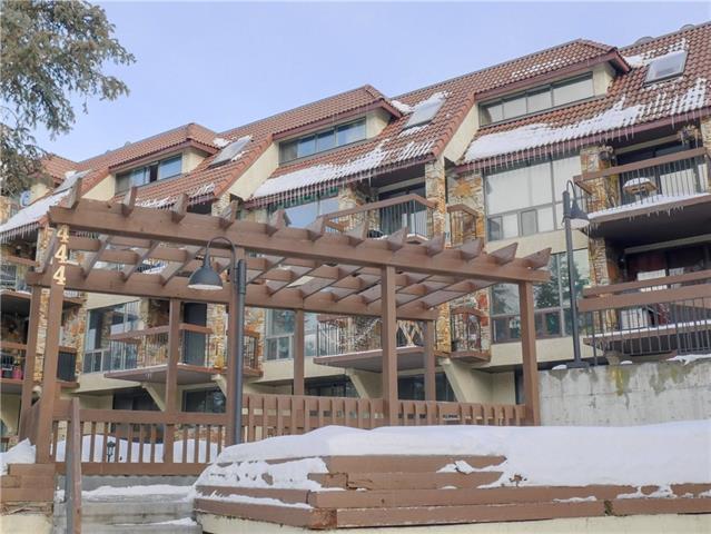 444 Banff Avenue #102, Banff, AB T1L 1C9 (#C4233762) :: Canmore & Banff