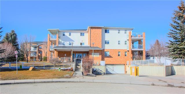 165 Manora Place NE #138, Calgary, AB T2A 7X5 (#C4233763) :: Redline Real Estate Group Inc