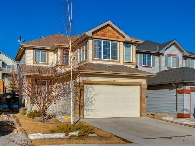 43 Sunset Circle, Cochrane, AB T4C 0C3 (#C4233770) :: Redline Real Estate Group Inc