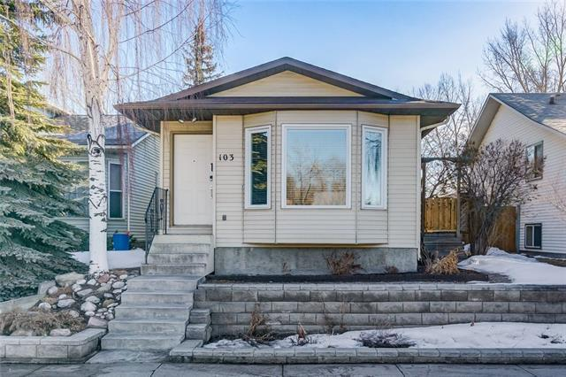103 Riverglen Crescent SE, Calgary, AB T2C 3J3 (#C4233815) :: The Cliff Stevenson Group