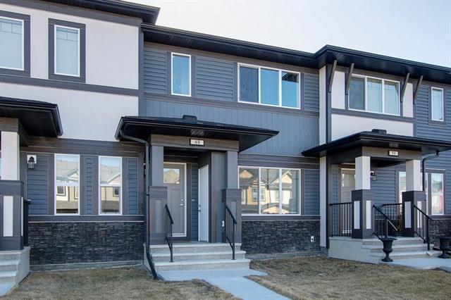 48 Belgian Street, Cochrane, AB T4C 0M3 (#C4233832) :: Calgary Homefinders