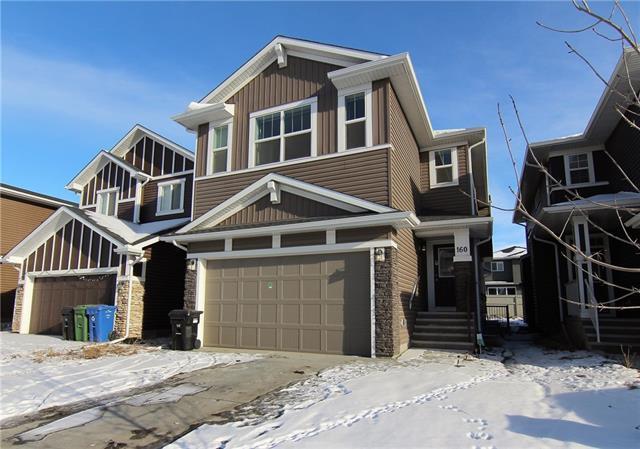 160 Redstone Heights NE, Calgary, AB T3N 0T9 (#C4233846) :: Calgary Homefinders