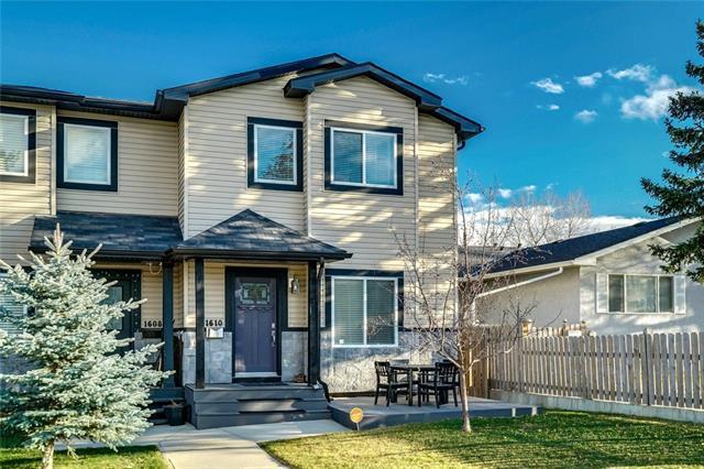 1610 43 Street SW, Calgary, AB T3C 2A4 (#C4233863) :: The Cliff Stevenson Group