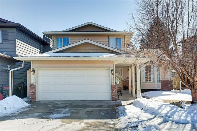 35 Deermoss Place SE, Calgary, AB T2P 6P5 (#C4233869) :: The Cliff Stevenson Group