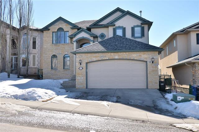 132 Sienna Park Drive SW, Calgary, AB T3H 5H5 (#C4233875) :: Calgary Homefinders