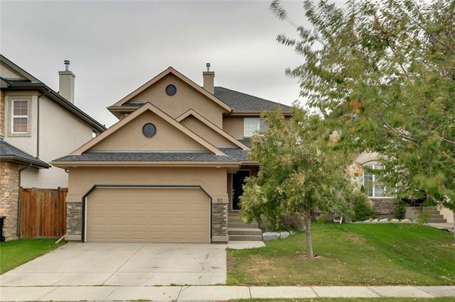 92 Cranston Drive SE, Calgary, AB T3M 1A1 (#C4233880) :: Calgary Homefinders