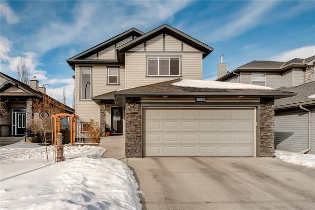 119 Coopers Close SW, Airdrie, AB T4B 2X2 (#C4233886) :: Calgary Homefinders
