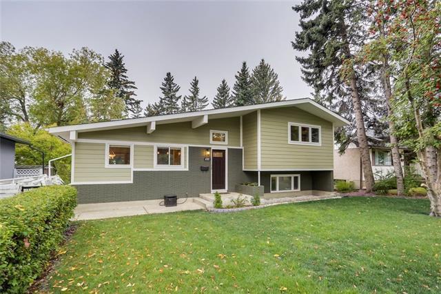 4707 Chapel Road NW, Calgary, AB T2L 1A7 (#C4233905) :: Calgary Homefinders