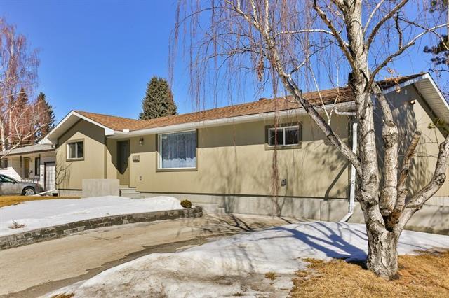 2528 Cherokee Drive NW, Calgary, AB T2L 0X9 (#C4233908) :: Calgary Homefinders
