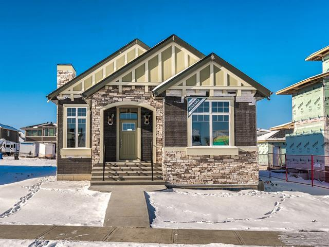 138 Brome Bend, Rural Rocky View County, AB T3Z 0E1 (#C4233923) :: Calgary Homefinders