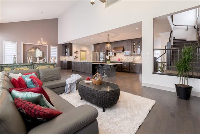 269 Kinniburgh Boulevard, Chestermere, AB T1X 0R7 (#C4233946) :: Redline Real Estate Group Inc