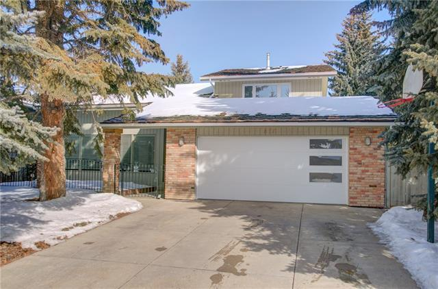 816 Oakside Circle SW, Calgary, AB T2V 4P7 (#C4233967) :: Canmore & Banff