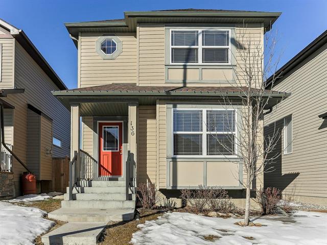 136 Cimarron Grove Close, Okotoks, AB T1S 0H6 (#C4233993) :: Calgary Homefinders