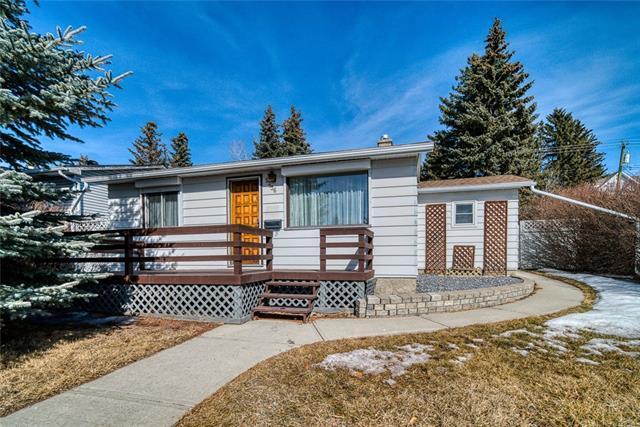 5236 21 Avenue NW, Calgary, AB T3B 0X5 (#C4234032) :: The Cliff Stevenson Group