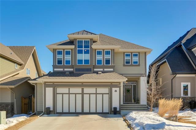 99 Mahogany Manor SE, Calgary, AB T3M 0Y2 (#C4234081) :: Calgary Homefinders