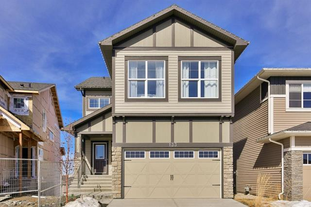 133 Hillcrest Drive SW, Airdrie, AB T4B 0Y8 (#C4234163) :: Calgary Homefinders