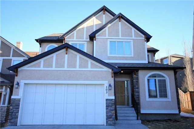 103 Tusslewood View NW, Calgary, AB T3L 2Y4 (#C4234185) :: Calgary Homefinders