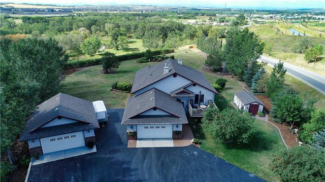370005 48 Street E #100, Rural Foothills County, AB T0L 1T0 (#C4234190) :: Redline Real Estate Group Inc
