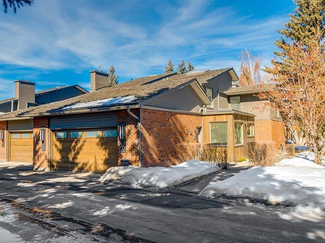 68 Baycrest Place SW #36, Calgary, AB T2V 0K6 (#C4234197) :: The Cliff Stevenson Group