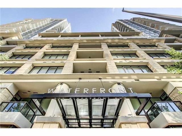 222 Riverfront Avenue SW #233, Calgary, AB T2P 0X2 (#C4235220) :: Redline Real Estate Group Inc
