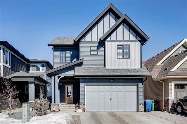 166 Reunion Green NW, Airdrie, AB T4B 3W3 (#C4235222) :: The Cliff Stevenson Group