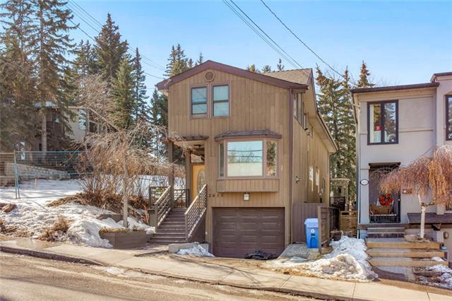 2615 Erlton Street SW, Calgary, AB T2S 2W2 (#C4235243) :: Redline Real Estate Group Inc