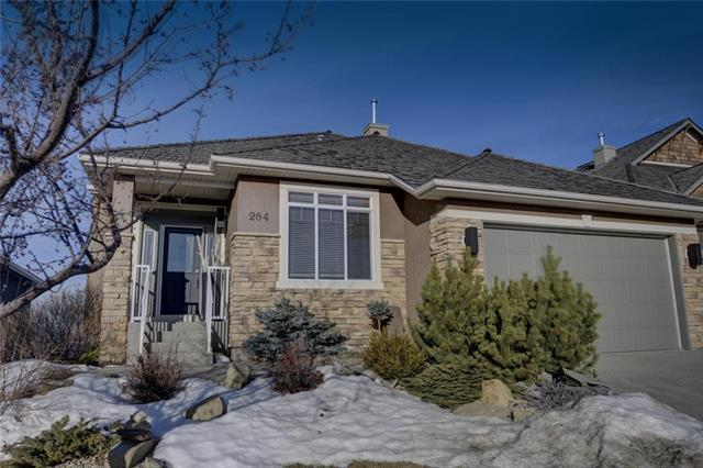 264 Gleneagles Estates Lane, Cochrane, AB T4C 2H9 (#C4235261) :: The Cliff Stevenson Group