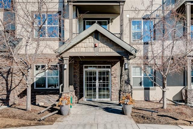 37 Prestwick Drive SE #308, Calgary, AB T2Z 4Z2 (#C4235271) :: Redline Real Estate Group Inc
