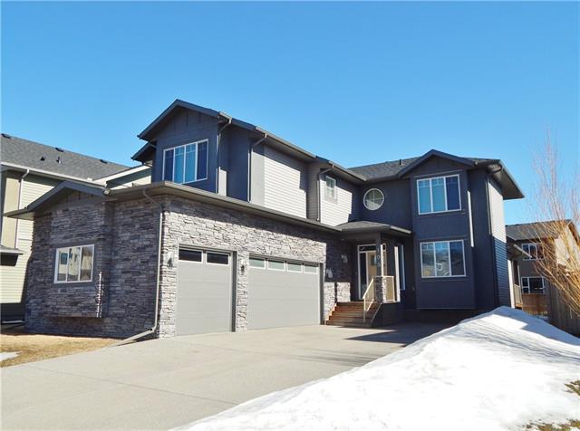 105 Kinniburgh Circle, Chestermere, AB T1X 0P8 (#C4235277) :: Calgary Homefinders