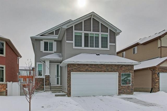 113 Rainbow Falls Heath, Chestermere, AB T1X 0S7 (#C4235282) :: Redline Real Estate Group Inc