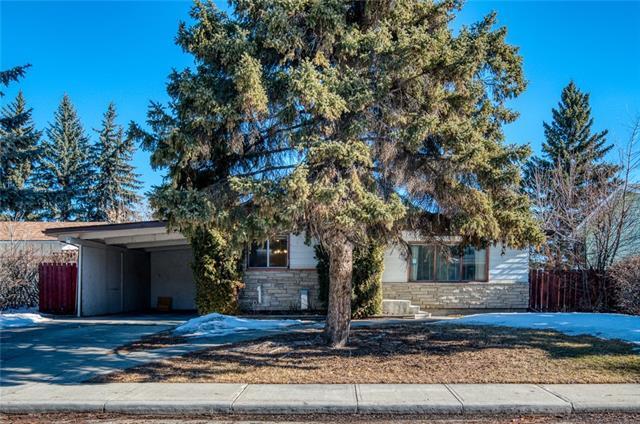 40 Snowdon Crescent SW, Calgary, AB T2W 0S1 (#C4235287) :: Calgary Homefinders
