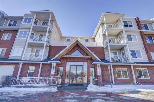 8 Prestwick Pond Terrace SE #302, Calgary, AB T2Z 4P3 (#C4235329) :: Redline Real Estate Group Inc