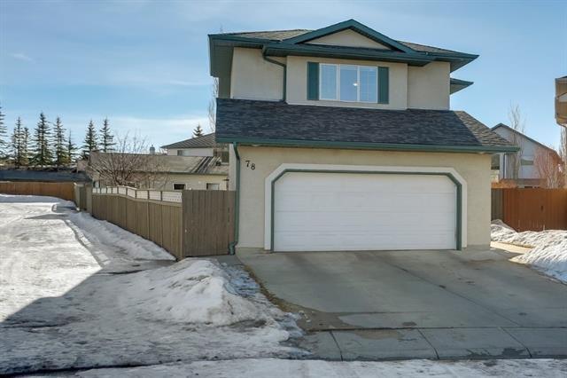 78 Tuscany Ridge View NW, Calgary, AB T3L 2J5 (#C4235343) :: Calgary Homefinders