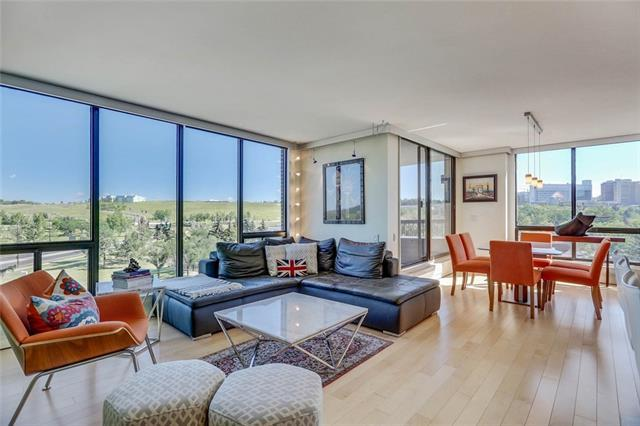 80 Point Mckay Crescent NW #607, Calgary, AB T3B 4W4 (#C4235459) :: Redline Real Estate Group Inc