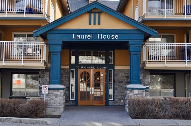 30 Richard Court SW #127, Calgary, AB T3N 7N2 (#C4235660) :: Calgary Homefinders