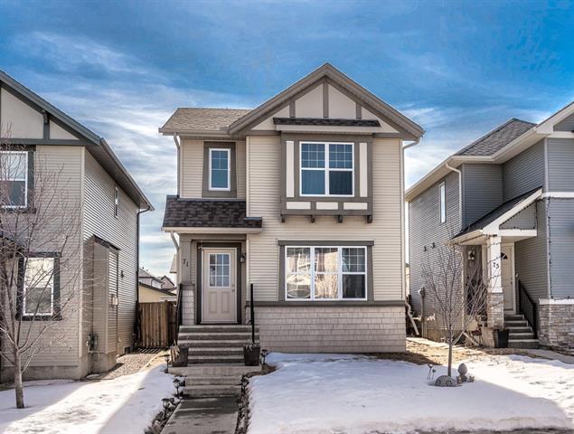 71 Silverado Plains Manor SW, Calgary, AB T2X 0G9 (#C4235695) :: The Cliff Stevenson Group