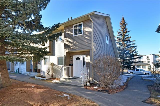 2519 38 Street NE #50, Calgary, AB T1Y 4W8 (#C4235699) :: Calgary Homefinders