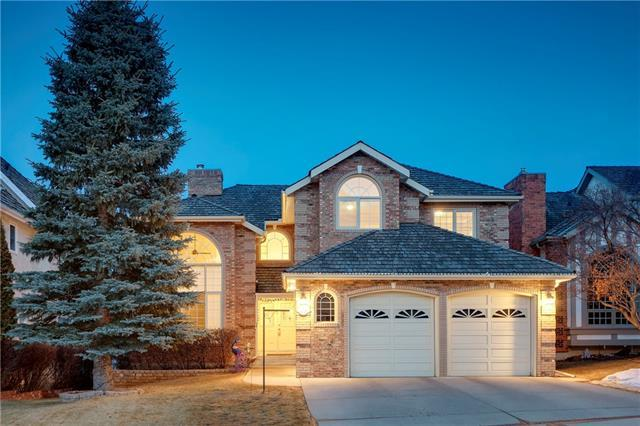 210 Christie Park View SW, Calgary, AB T3H 2Z3 (#C4235892) :: Calgary Homefinders