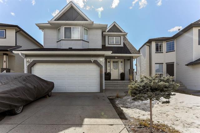 11 Crystalridge Gate, Okotoks, AB T1S 1W6 (#C4235937) :: Calgary Homefinders
