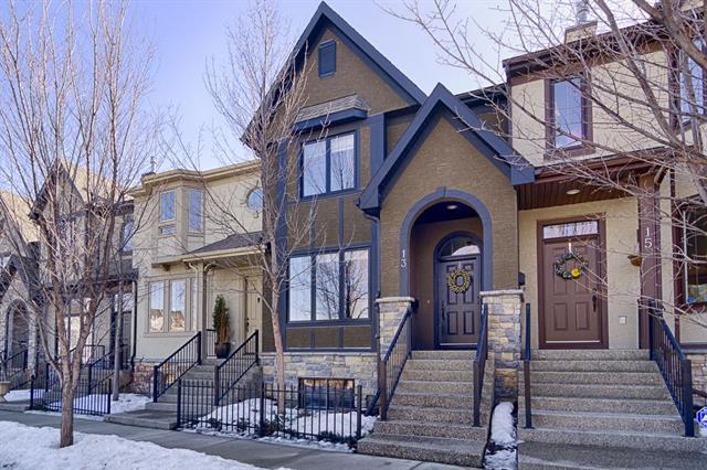 13 Lewis Mackenzie Place SW, Calgary, AB T3E 7R4 (#C4235947) :: Calgary Homefinders