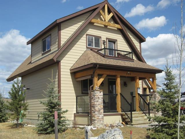 220 Cottage Club Crescent, Rural Rocky View County, AB T4C 1B1 (#C4236071) :: The Cliff Stevenson Group