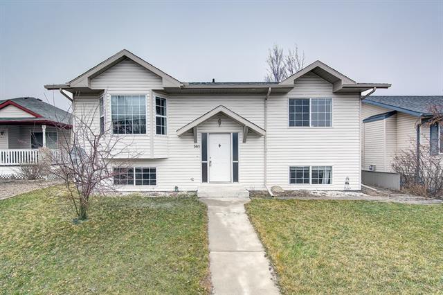 361 Strathford Crescent, Strathmore, AB T1P 1P1 (#C4236107) :: Calgary Homefinders