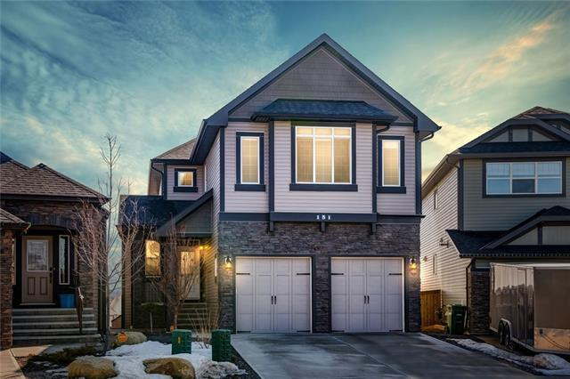 151 Hillcrest Heights SW, Airdrie, AB T4B 4C2 (#C4236214) :: Calgary Homefinders