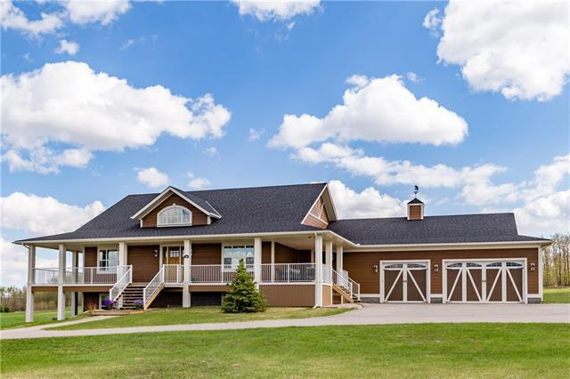 108 Grizzly Rise, Rural Rocky View County, AB T4C 0B5 (#C4236430) :: The Cliff Stevenson Group