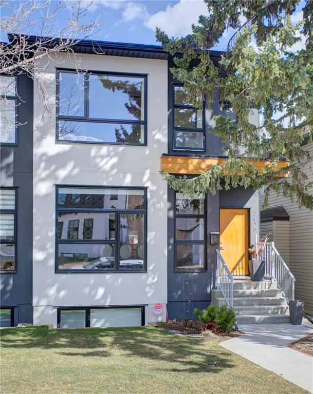 2438 25A Street SW, Calgary, AB T3E 1Z2 (#C4237873) :: The Cliff Stevenson Group