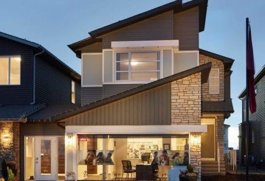 122 Cornerstone Circle NE, Calgary, AB T3N 1G9 (#C4237893) :: Calgary Homefinders