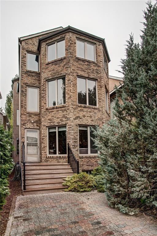 3609 3 Street SW, Calgary, AB T2S 1V6 (#C4238638) :: Redline Real Estate Group Inc